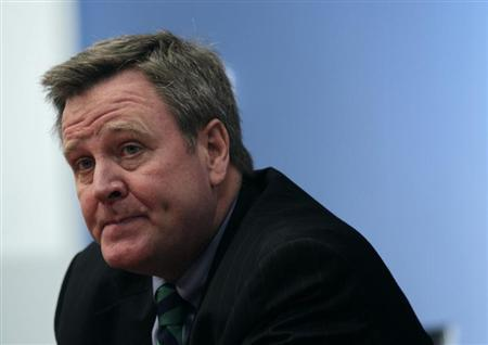 Blackmun, chief executive of the U.S. Olympic Committee, attends the Reuters Global Media Summit in New York