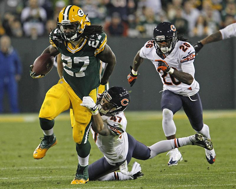 Eagles expect heavy dose of Eddie Lacy