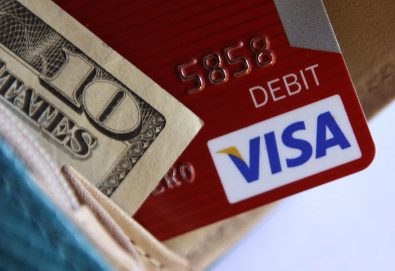 Temporary outage of Visa card network Sunday