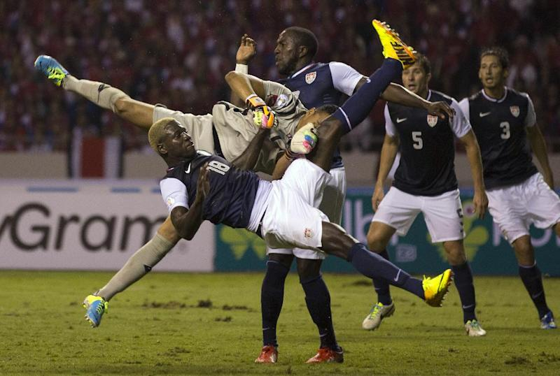 US looks to clinch World Cup berth against Mexico