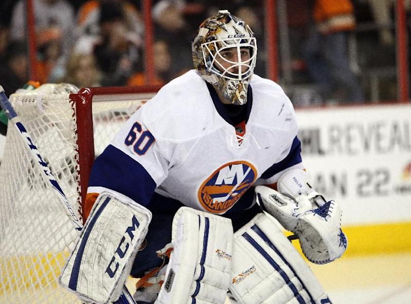 Isles, Poulin agree to one-year deal