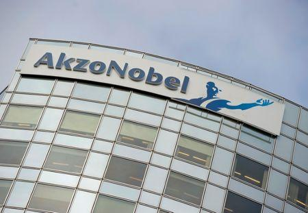 Akzo Nobel unveils plan to separate chemicals arm, pay special dividend