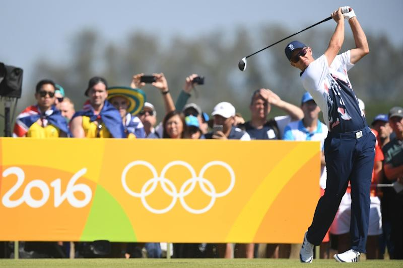 Justin Rose captures golf's first gold medal in 112 years