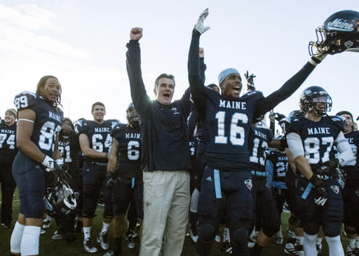 Maine making most of winning atmosphere