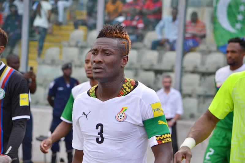 Gyan in World Cup qualifiers fitness battle