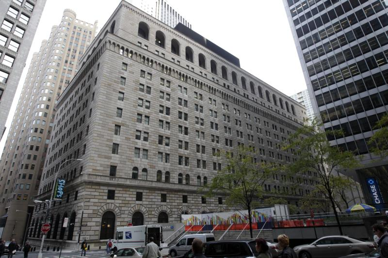 Man held in NYC plot to blow up Federal Reserve