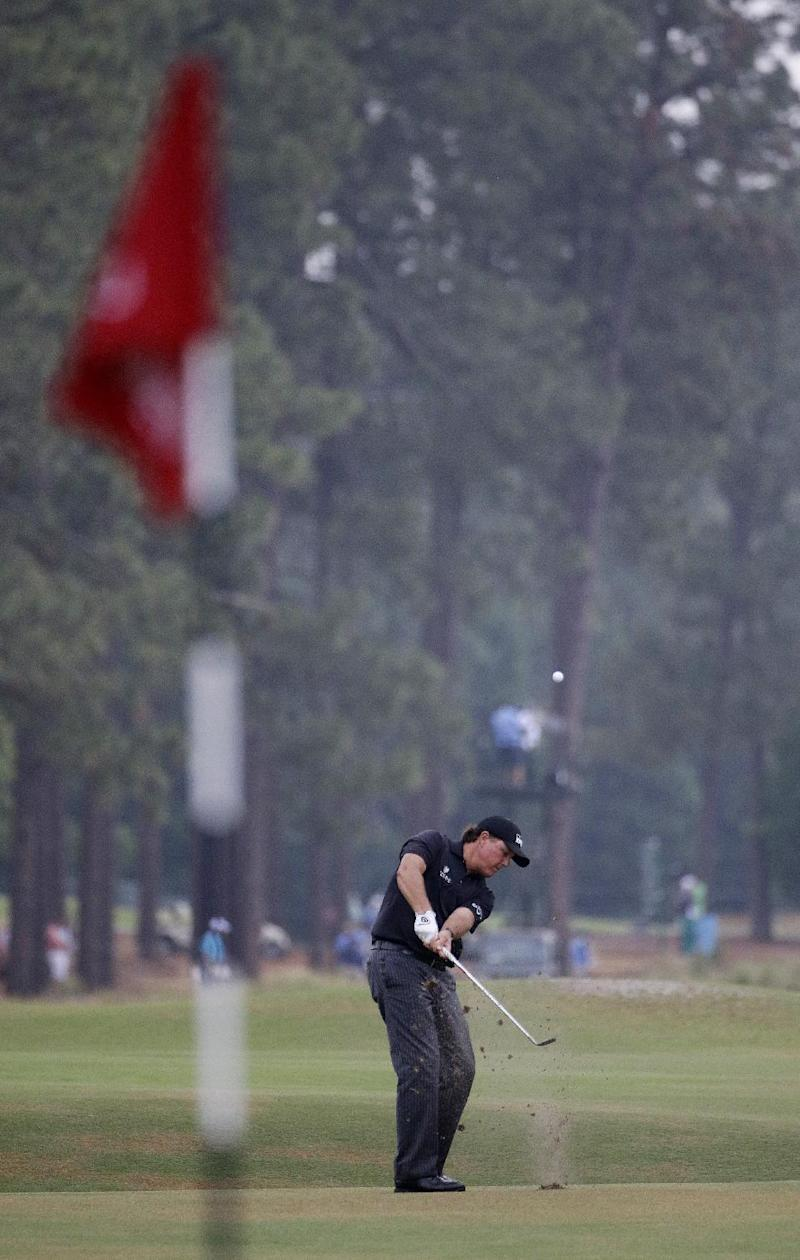Column: Is Lefty set up for another US Open fall?