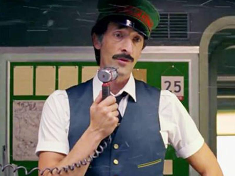 Wes Anderson Debuts Christmas Ad for H&M Starring Adrian Brody