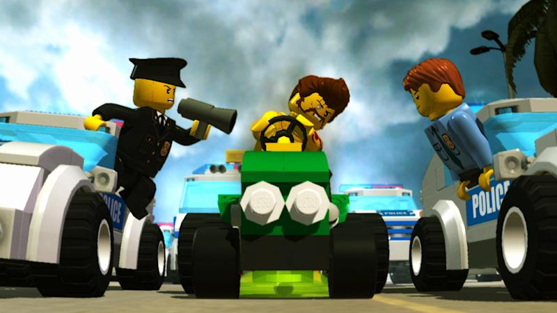Review: 'Lego City' builds fun for Wii U