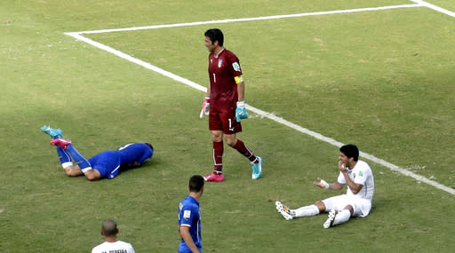Column: Carrot and stick needed to change Suarez