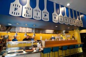 The Tests Are Over: First IHOP Express Opens in San Diego's Gaslamp District, New Design and Menu From IHOP Now Available to All