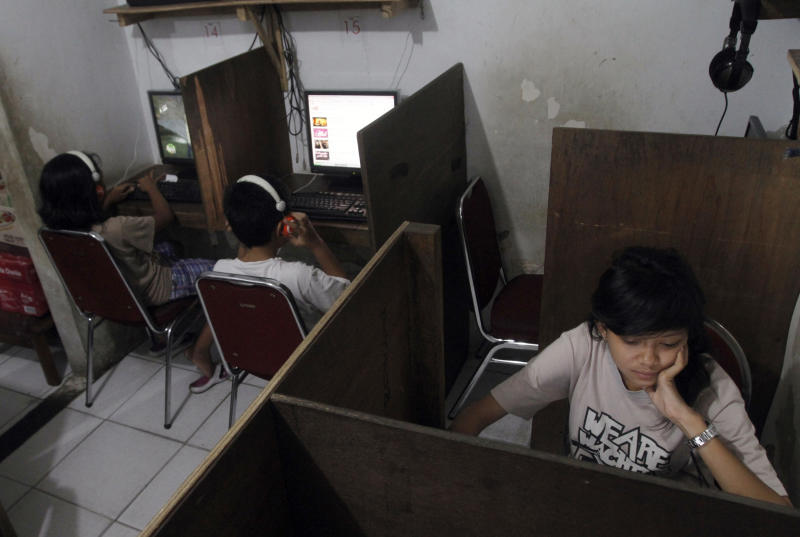 Facebook used to kidnap, traffic Indonesian girls
