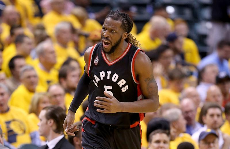 Raptors launch pre-season with protest, win over Warriors