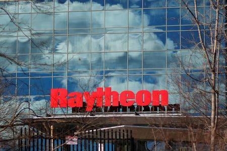 Tomahawk missile maker Raytheon's sales rise 3.4 pct