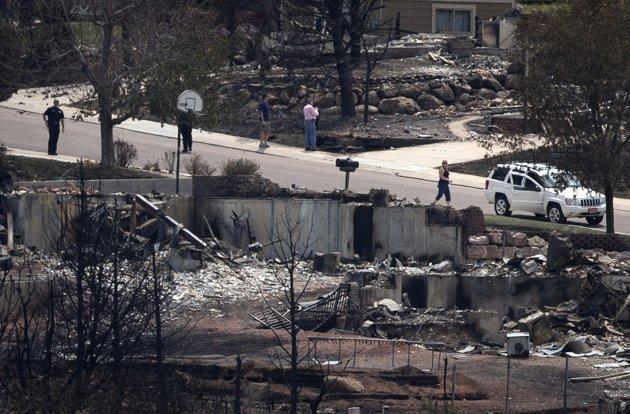 Click image to see more wildfire devastation