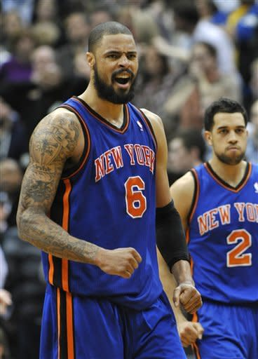 Lin, Knicks rally for 5th straight, beat Wolves