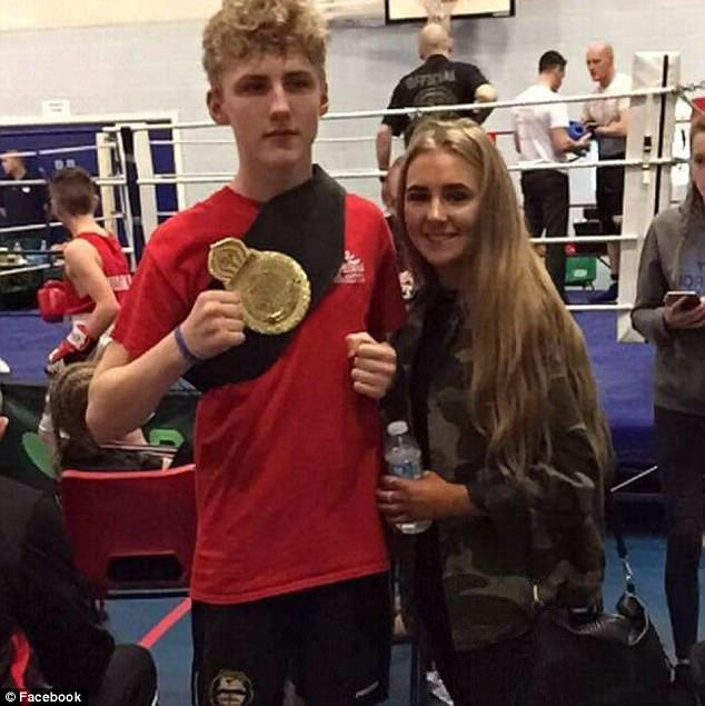 14-year-old kickboxer Scott Marsden dies after national title bout
