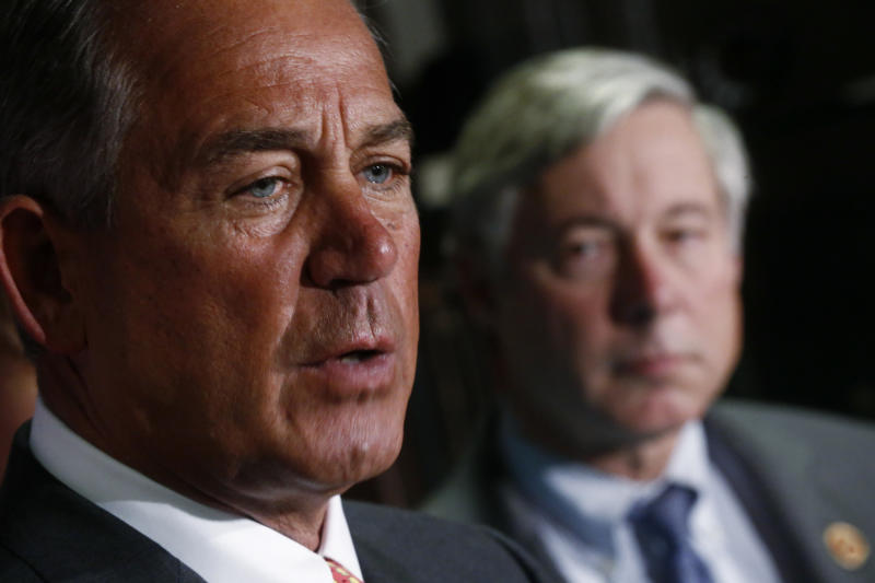 Boehner: Only health care fix is to scrap law