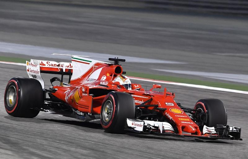 Vettel provides big boost to Ferrari