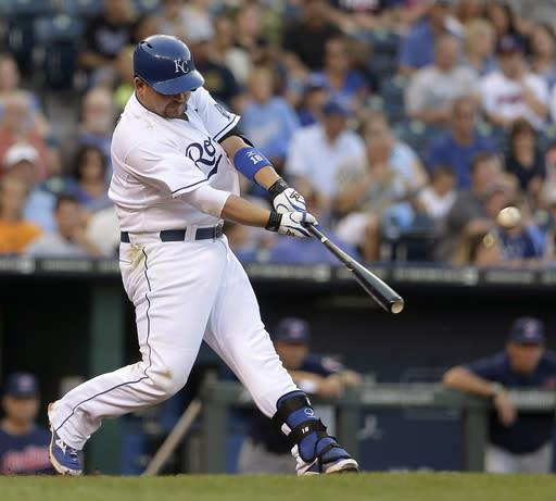 Butler, Royals overcome Indians for 5th win in row