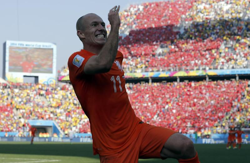 Netherlands face Mexico in 2nd round of World Cup