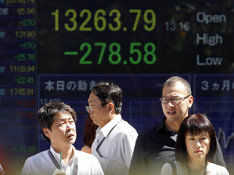Asia stocks rise as talk of a Syria strike eases