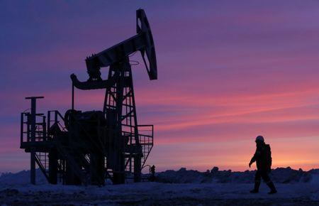 Oil falls sharply on supply worries; OPEC gains gone