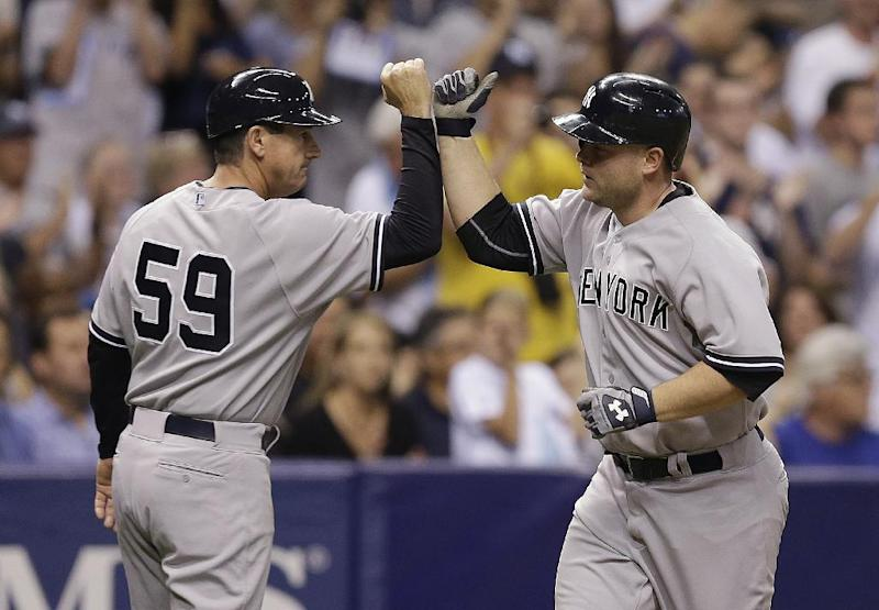 Sabathia beats Price; Yanks top Rays 10-2