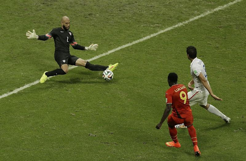 Howard's best not enough to save US World Cup run