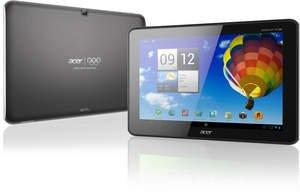 Acer Iconia Tab A510 Tablet Available in Canada; Delivers Quad Core Performance for High-End Entertainment and Productivity