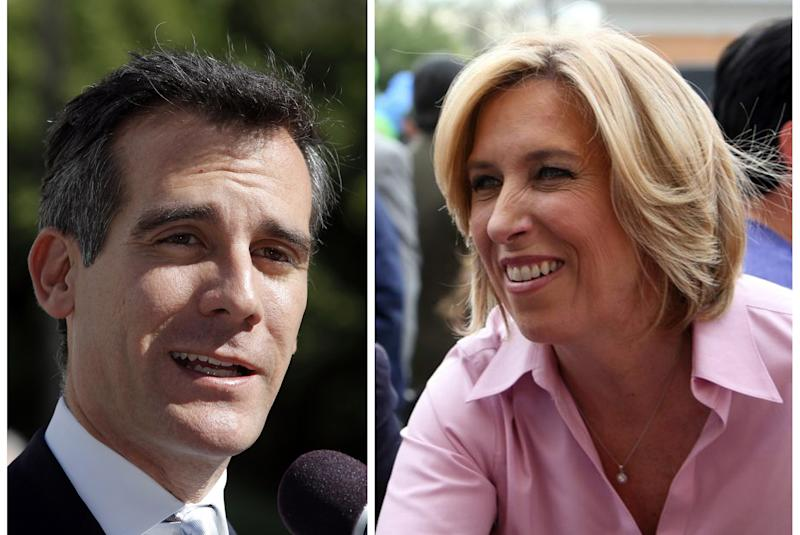 Los Angeles picking mayor after low-drama campaign