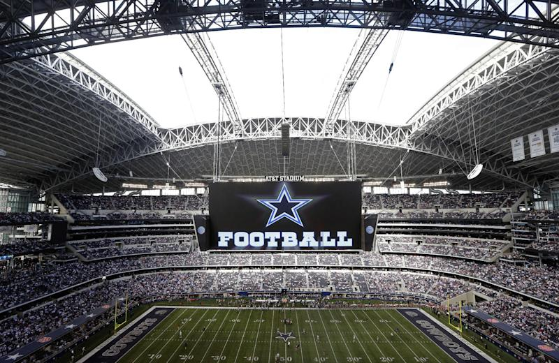 Cowboys worth more than $3 billion, tops in NFL