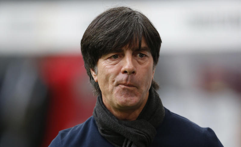 Loew makes last-minute change in World Cup squad