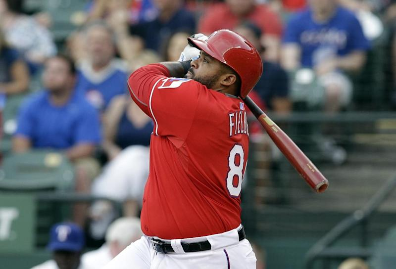 Rangers' Fielder undergoes successful neck surgery