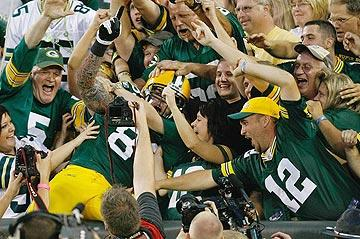 Winning remains sole focus of Packers, fans