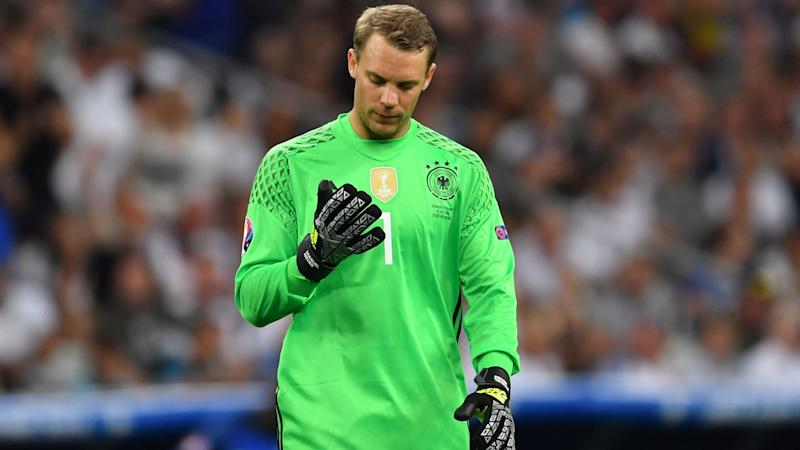 Germany's Neuer, Brandt to miss San Marino qualifier