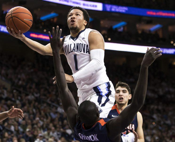 Villanova stuns Virginia with comeback, tip-in at buzzer
