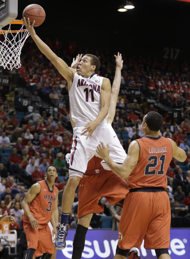 Wildcats rout Utes 71-39 in Pac-12 quarterfinals