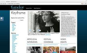 Fandor Launches Keyframe as the Digital Magazine of Independent and International Film