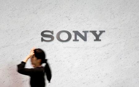 Sony shares plunge on $1 billion movie business writedown