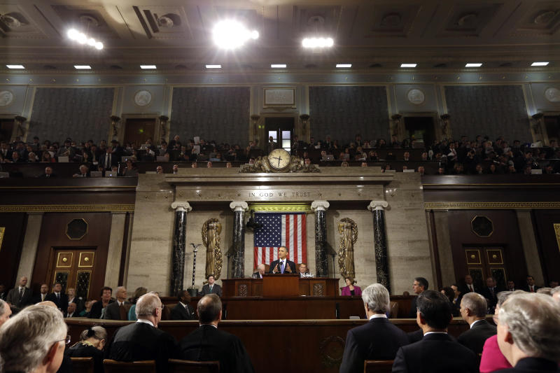 FACT CHECK: Overreaching in State of Union speech