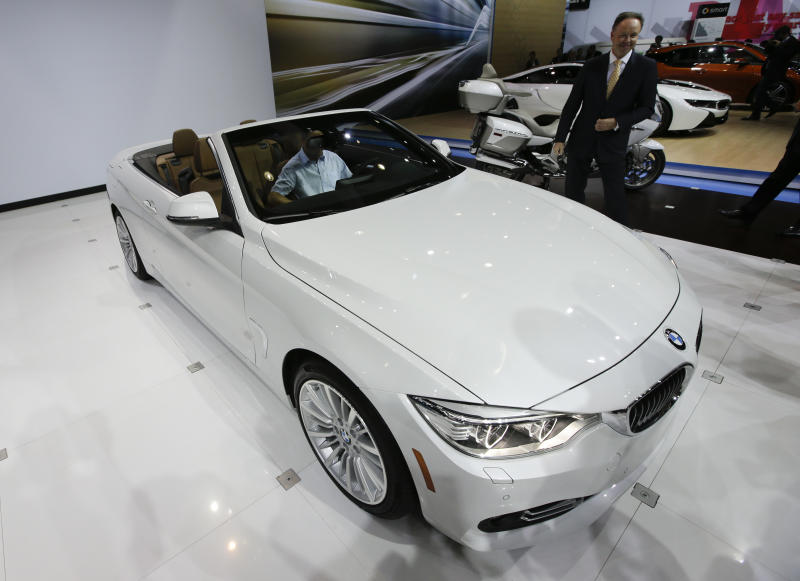 Hot cars at the 2013 Los Angeles Auto Show