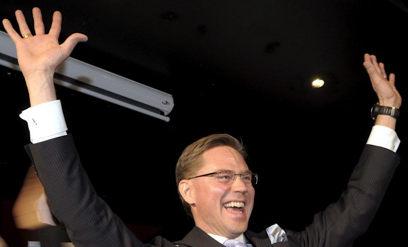 Finland's 3 main parties keep lead in local vote