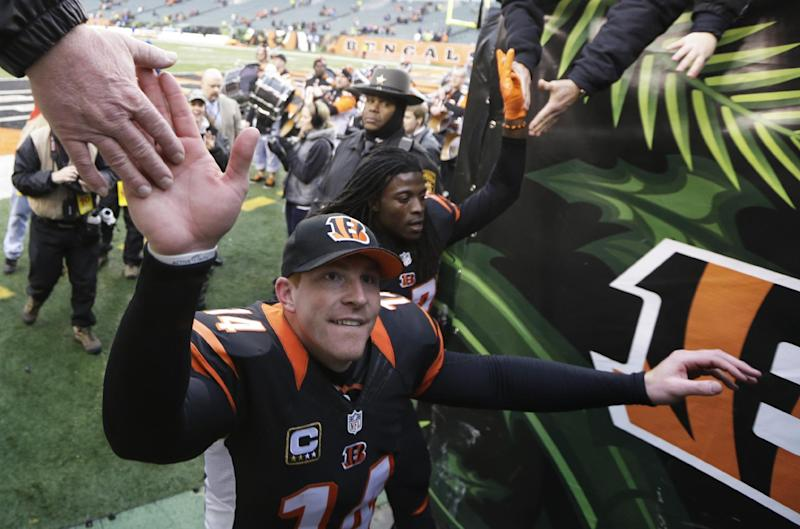 Bengals try to end playoff drought vs Chargers