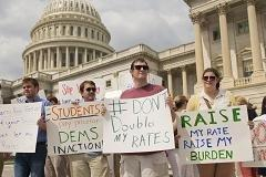 What Doubled Student Loan Rates Mean for You