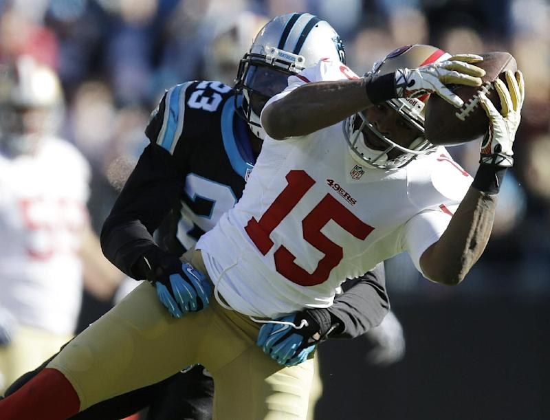 Boldin-Crabtree wideout tandem tough on defenses