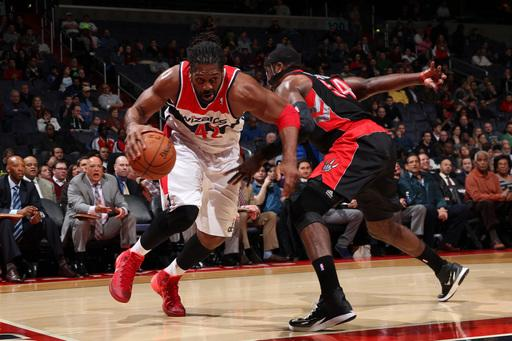 Wizards' Nene expected to miss 6 weeks with injury