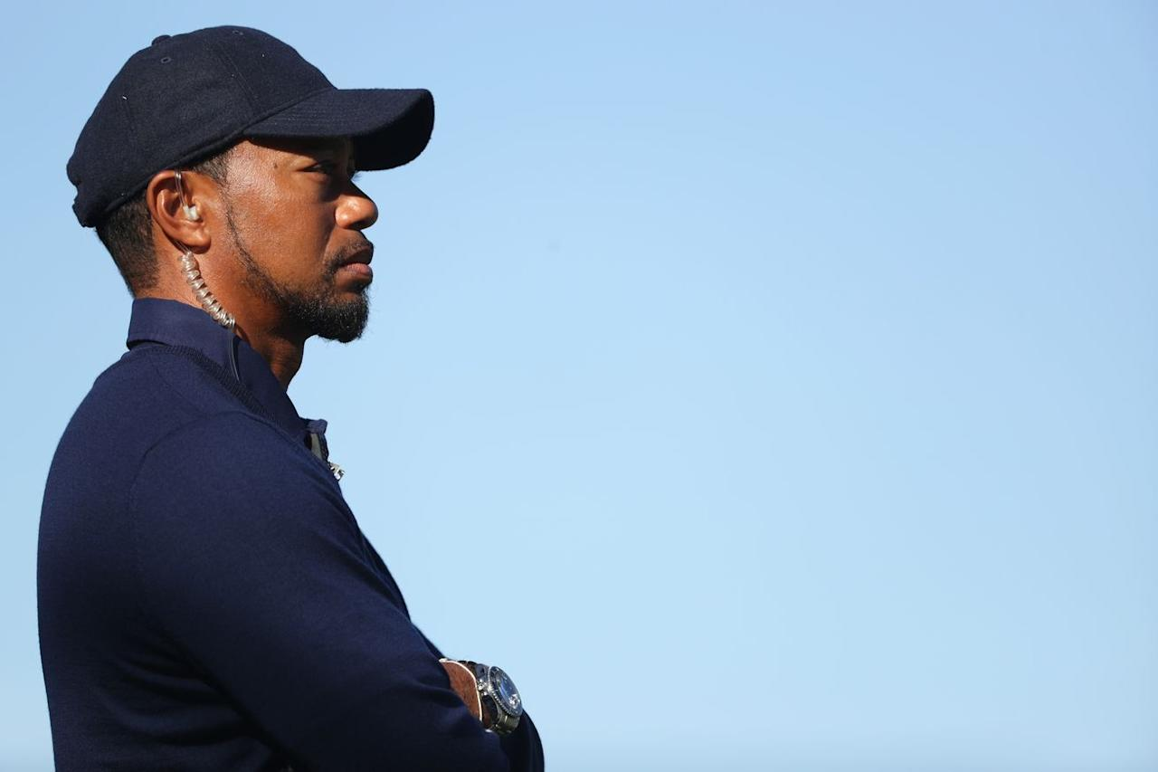 Tiger Woods launches post-golf career with new company, TGR