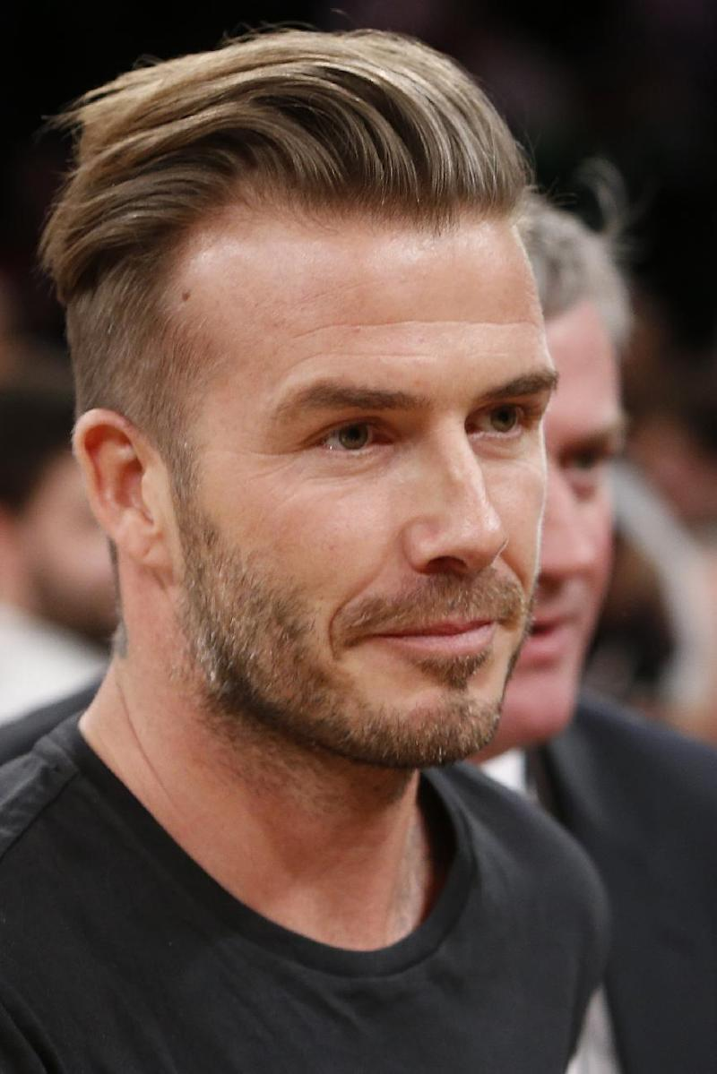 Beckham exercises option to buy MLS team in Miami