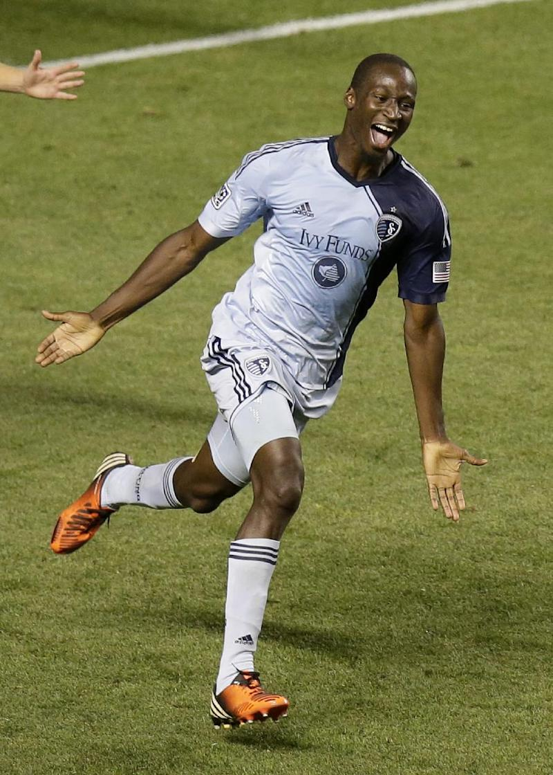 Sporting KC defender Opara likely out for season